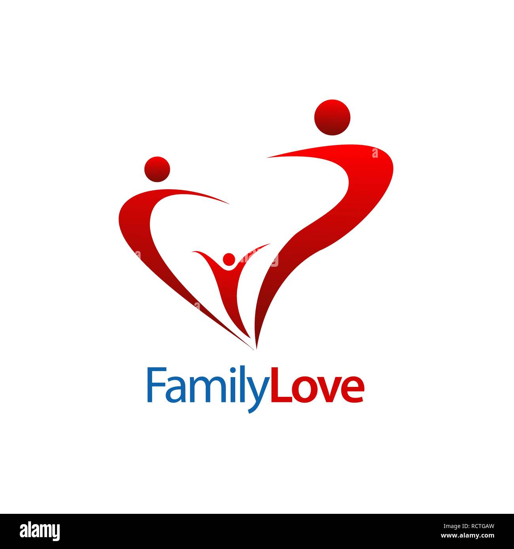 human character family love