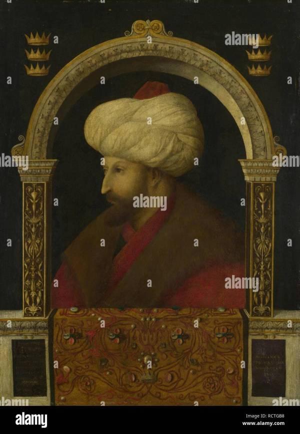 Sultan Mehmet Ii Stock &