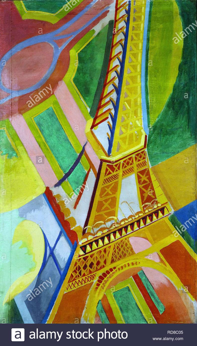 De Moderne Ville Paris Musee Dart La De