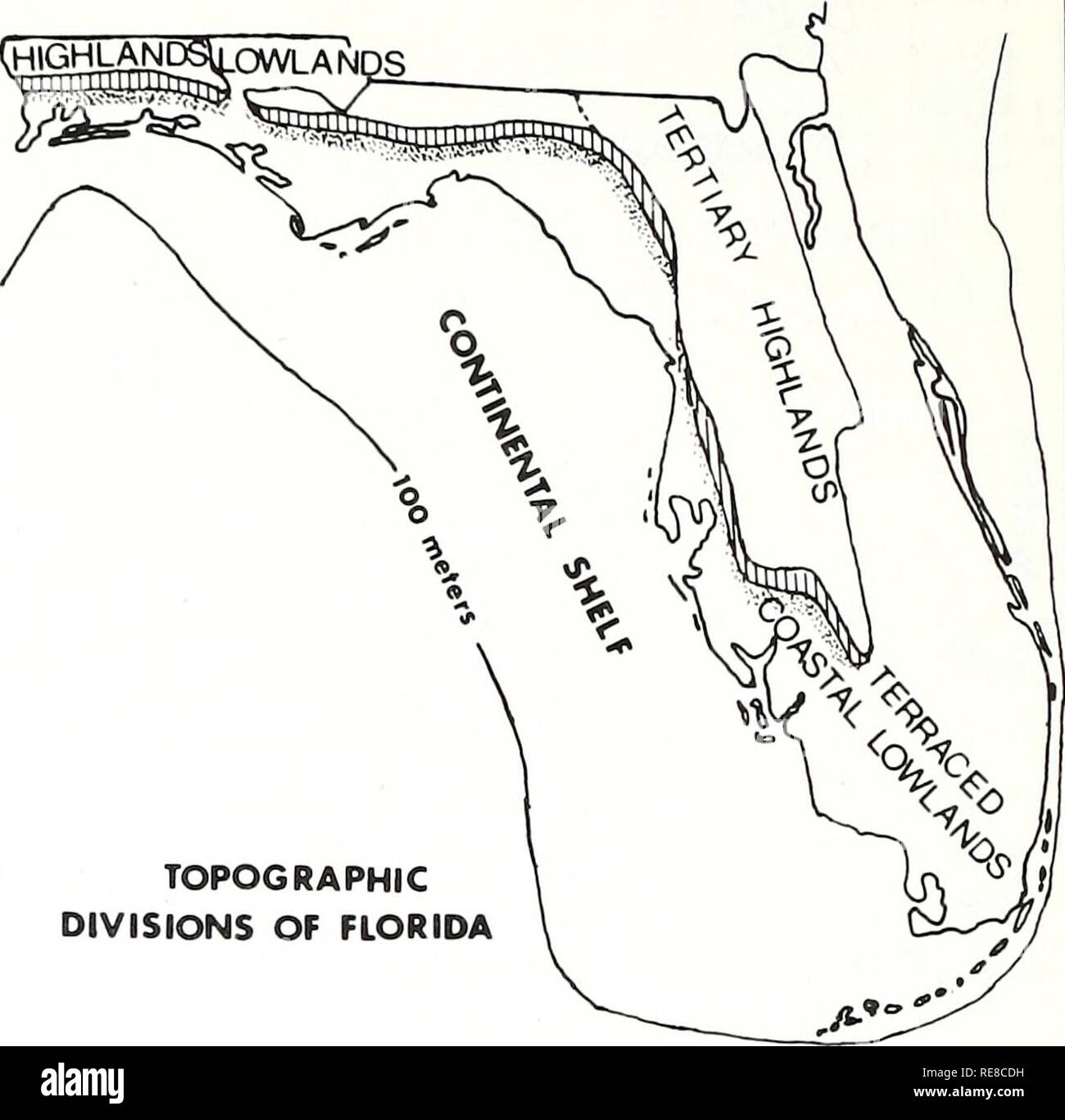 hight resolution of cooperative gulf of mexico estuarine inventory and study florida j kneeland mcnulty