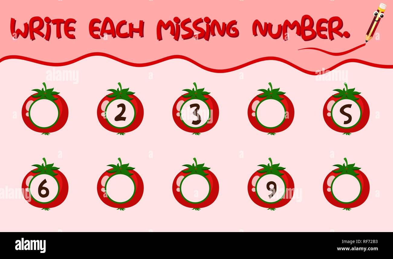Counting Practice Stock Photos Amp Counting Practice Stock
