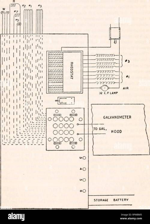 small resolution of carnegie institution of washington publication 133 a respiration calorimeter electrical connections on the
