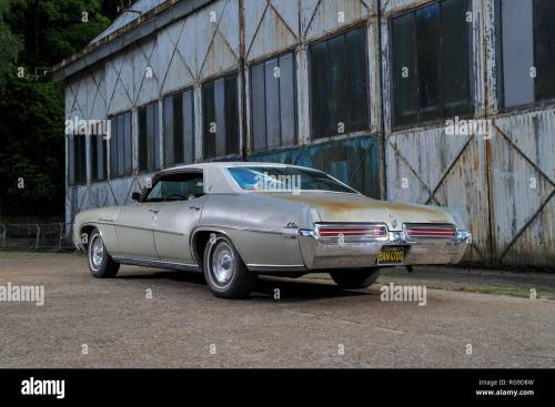 small resolution of 1969 buick lesabre with sun burnt patina stock image