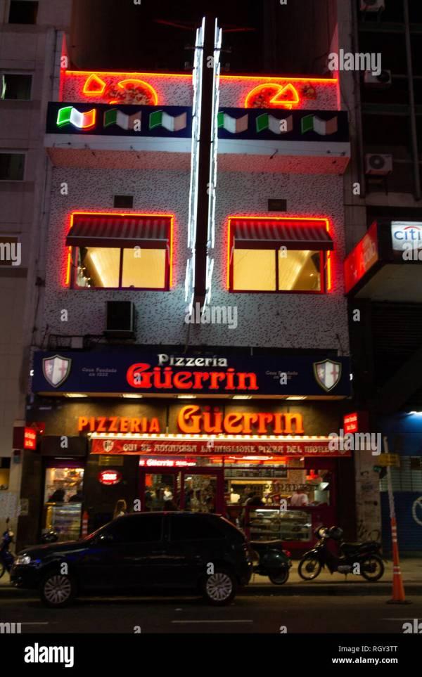 Restaurant Facade Soho Stock &