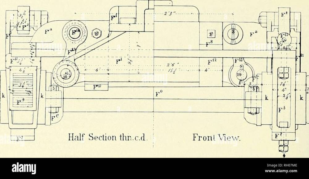 medium resolution of a 4 wheel safety truck fitted with a f smith s swing bolter centering device built by the hinkley locomotive works from gustavus weissenborn american