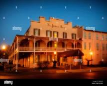 Haunted Hotel Stock &