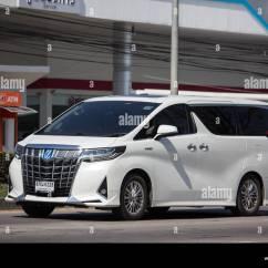 All New Alphard 2019 Upgrade Grand Avanza E Ke G Stock Photos Images Alamy Chiangmai Thailand January 14 Private Toyota Luxury Van Photo At