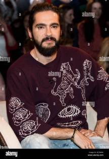 Tom Kaulitz Stock & - Alamy