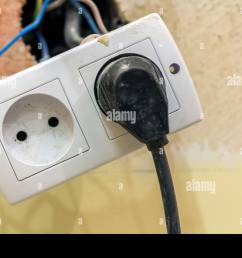 power outlet in double socket with connecting electric isolated double socket wiring a outlet [ 1300 x 956 Pixel ]