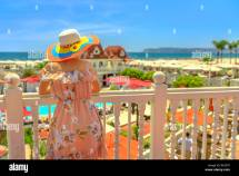 Coronado Island San Diego Beach Stock &