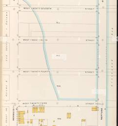 brooklyn vol b plate no 11 map bounded by w 28th st [ 874 x 1390 Pixel ]