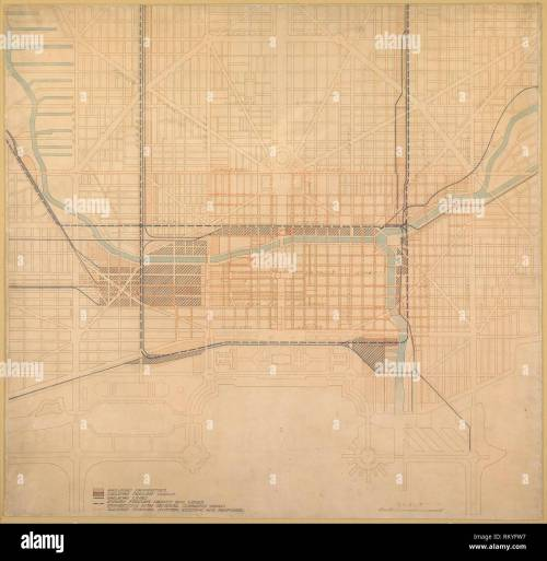 small resolution of plate 74 from the plan of chicago 1909 chicago diagram of the city center showing the general location of existing freight yards and railroad