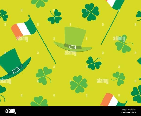 Irish Shamrock Plant Stock &