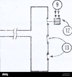 12 v bell 2 red light to indicatt a arm condition 3 bell silencing relay normally closed 4 momentary switch to silence bell 5  [ 1300 x 1362 Pixel ]