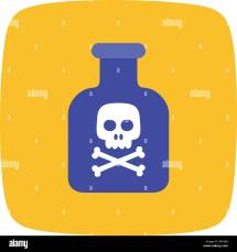 Toxic Chemicals Stock Vector - Alamy