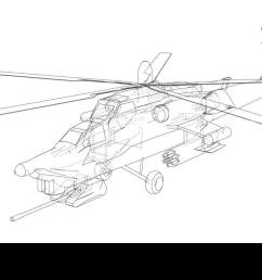 silhouette of military helicopter created illustration of 3d vector wire frame concept  [ 1300 x 683 Pixel ]