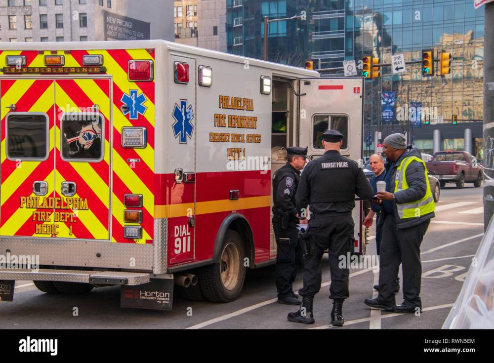 medium resolution of philadelphia pennsylvania february 5 2019 two philadelphia transit policeman are seen by