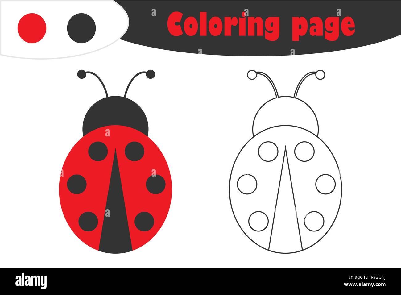 Printable Ladybug That Are Magic