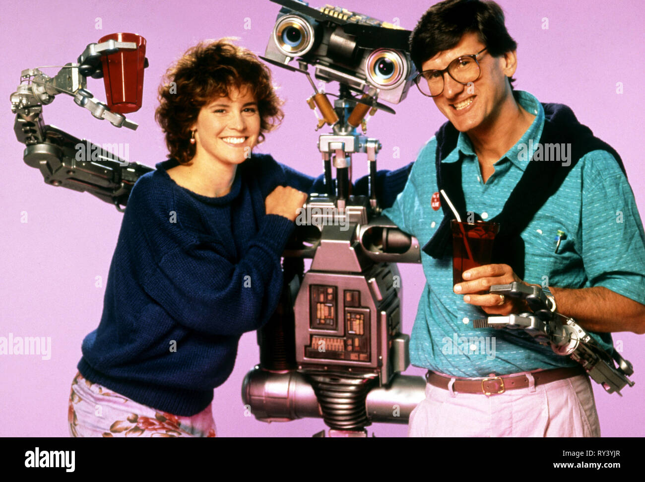 Tristar Titles Short Circuit Characters Number 5 Short Circuit 1986