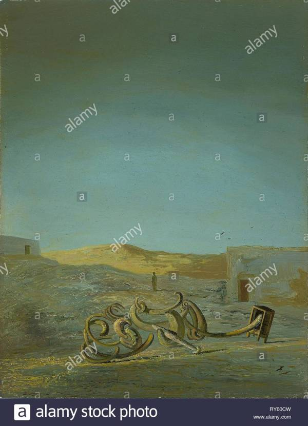 Salvador Dali 1904 1989 Spanish Spain Stock