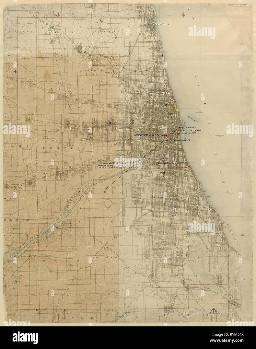 medium resolution of plan of chicago chicago illinois diagram showing city growth daniel hudson burnham american 1846 1912 edward herbert bennett american born england