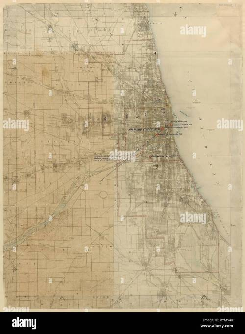 small resolution of plan of chicago chicago illinois diagram showing city growth daniel hudson burnham american 1846 1912 edward herbert bennett american born england