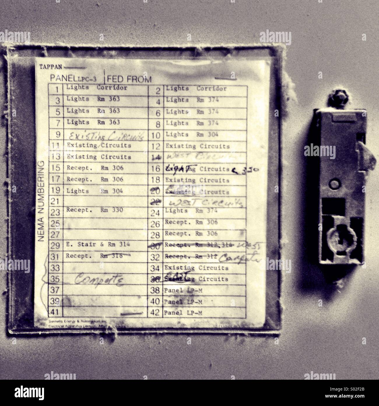 hight resolution of fuse list from electrical junction box