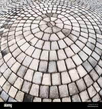 Circular Paving Stones Stock Photos & Circular Paving ...