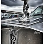 Rolls Royce Logo High Resolution Stock Photography And Images Alamy