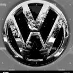 Vw Logo High Resolution Stock Photography And Images Alamy