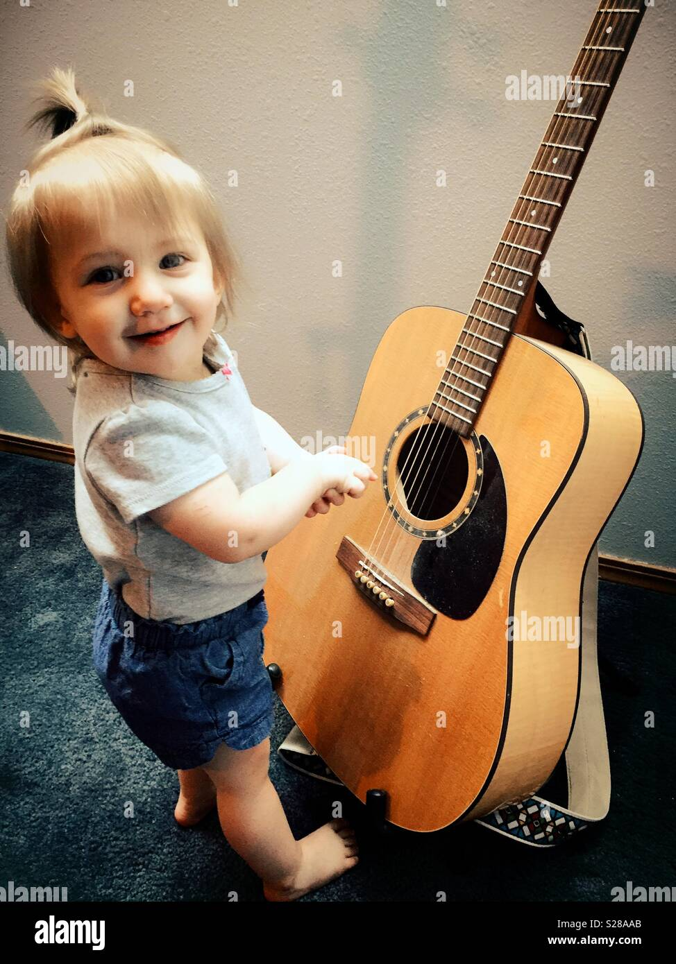 cute baby girl and