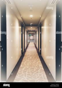 Hotel Corridor Stock 311240711 - Alamy