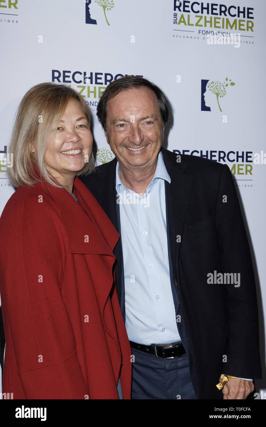 Fille De Michel Edouard Leclerc : fille, michel, edouard, leclerc, Natalia, Paris, Resolution, Stock, Photography, Images, Alamy