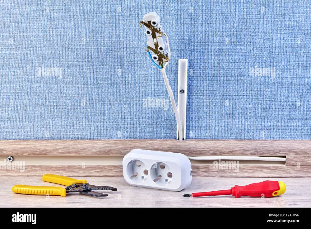 medium resolution of electric installation work electrical plug house wiring with hand tools and pattress box