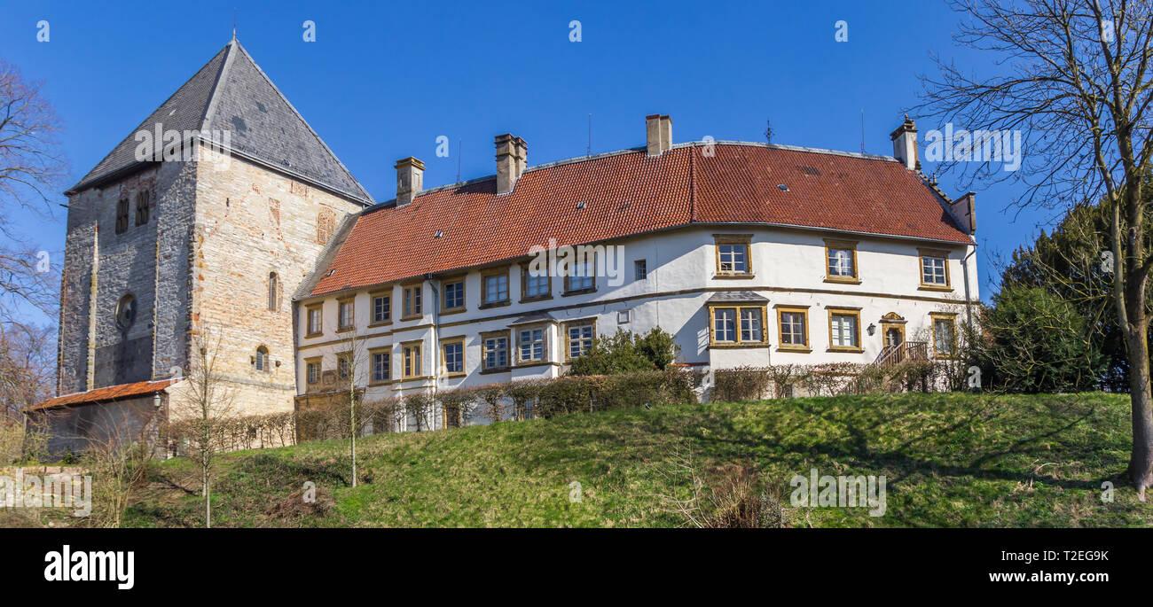 https www alamy com panorama of historic castle schloss rheda in rheda wiedenbruck germany image242494607 html
