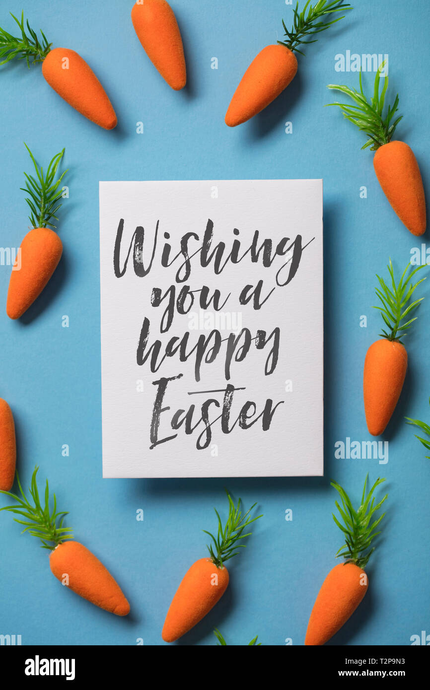View 32 Easter Carrot Card