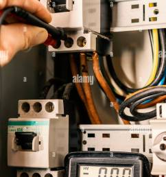 fuses in a opened fusebox stock image [ 862 x 1390 Pixel ]