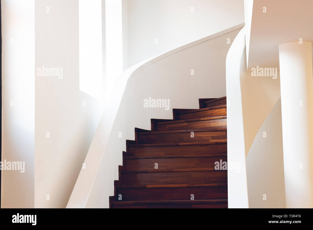 Spiral Staircase Inside Building Modern Spiral Staircase | Inside Home Stairs Design | Light | Small Place | Trendy Home | Low Cost | Drawing Room