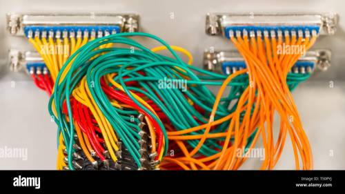 small resolution of mechanic rotary switch parallel cables connectors centronics analog to digital signal transmission