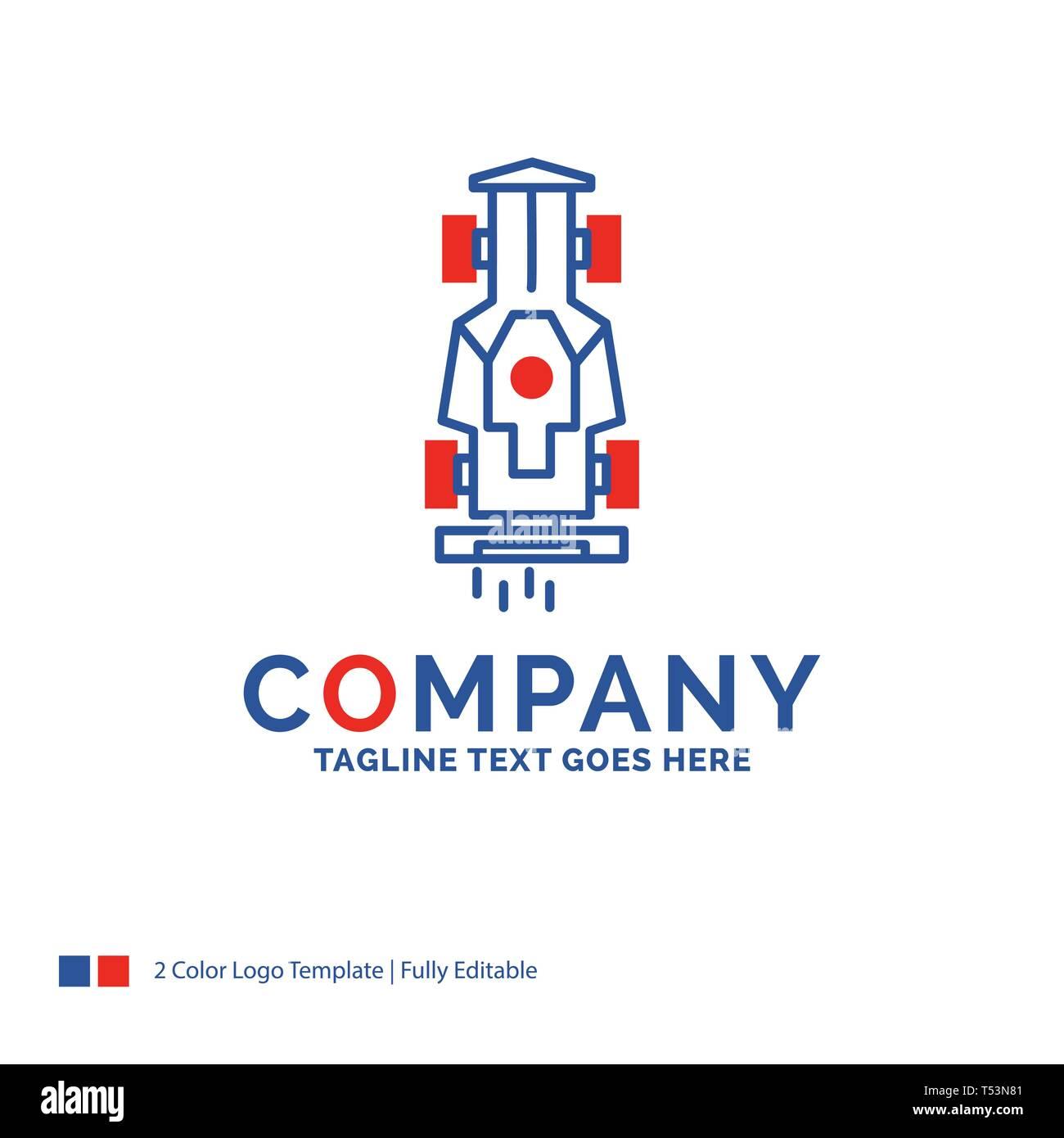 company name logo design