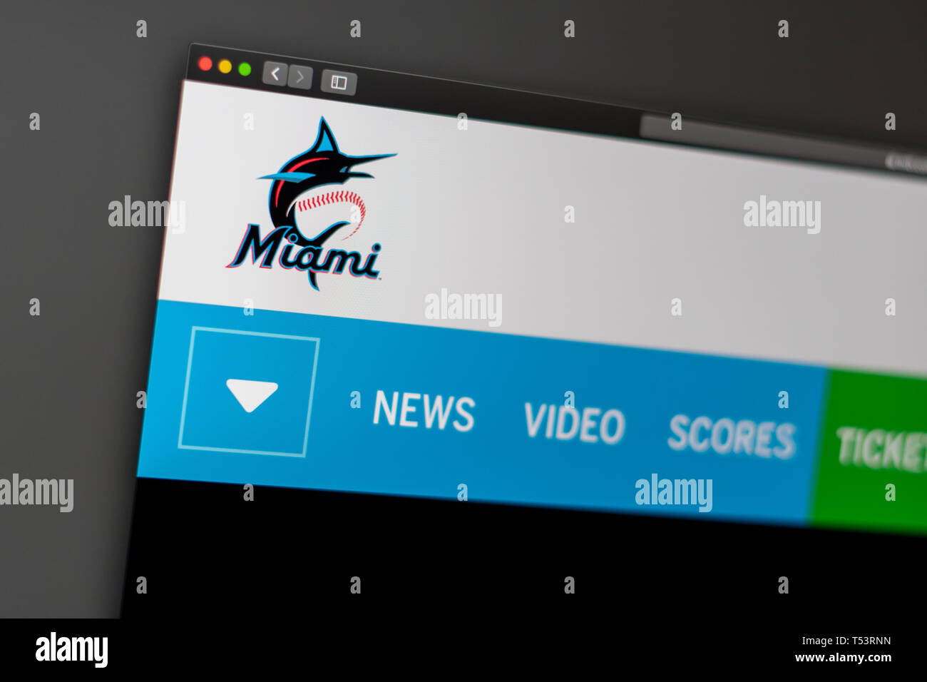 baseball team miami marlins