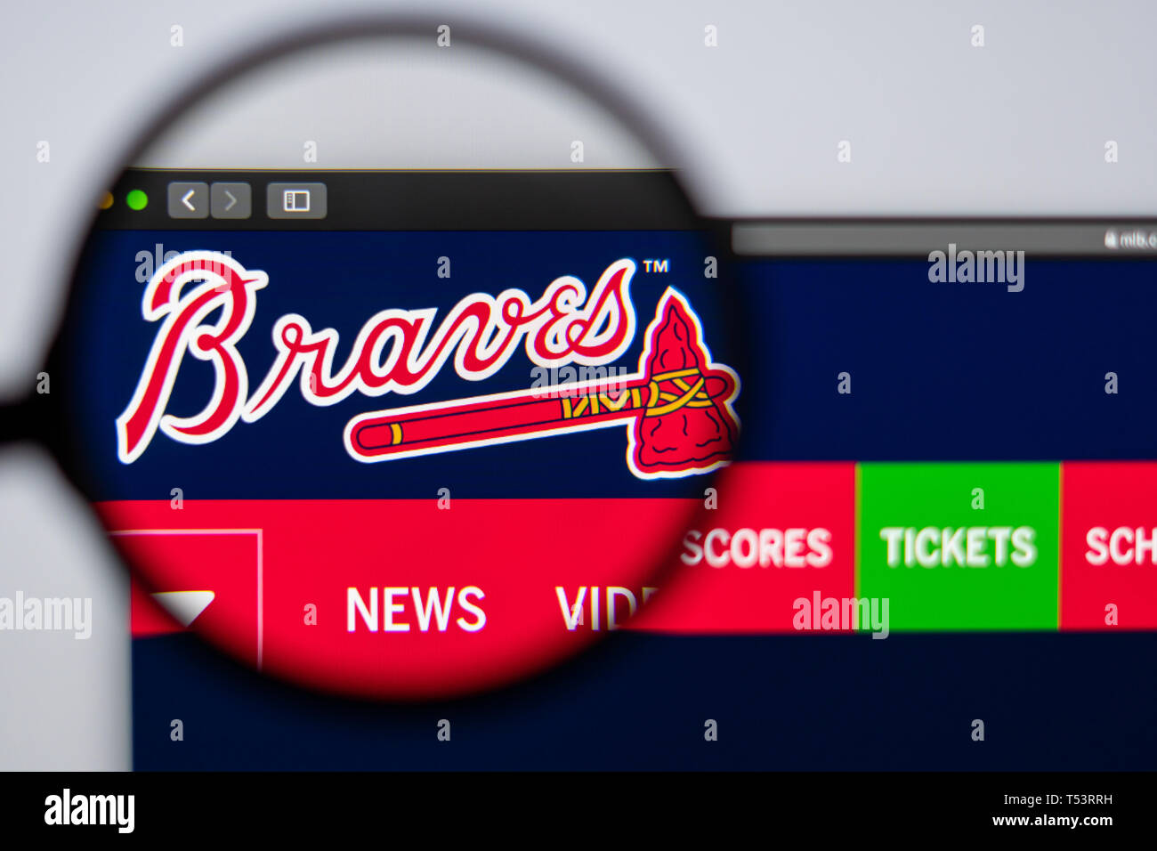 baseball team atlanta braves