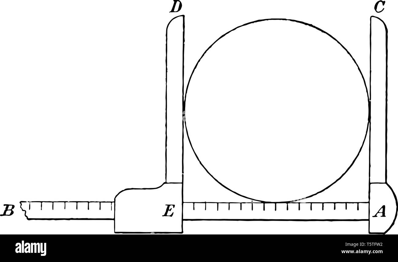 hight resolution of caliper is an instrument that normally used for define measuring the distance or diameter of a
