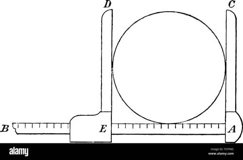small resolution of caliper is an instrument that normally used for define measuring the distance or diameter of a