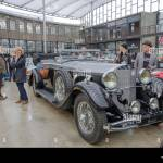 Classic Car Museum In Dusseldorf Germany Stock Photo Alamy