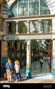 Norwich Royal Arcade Stock &
