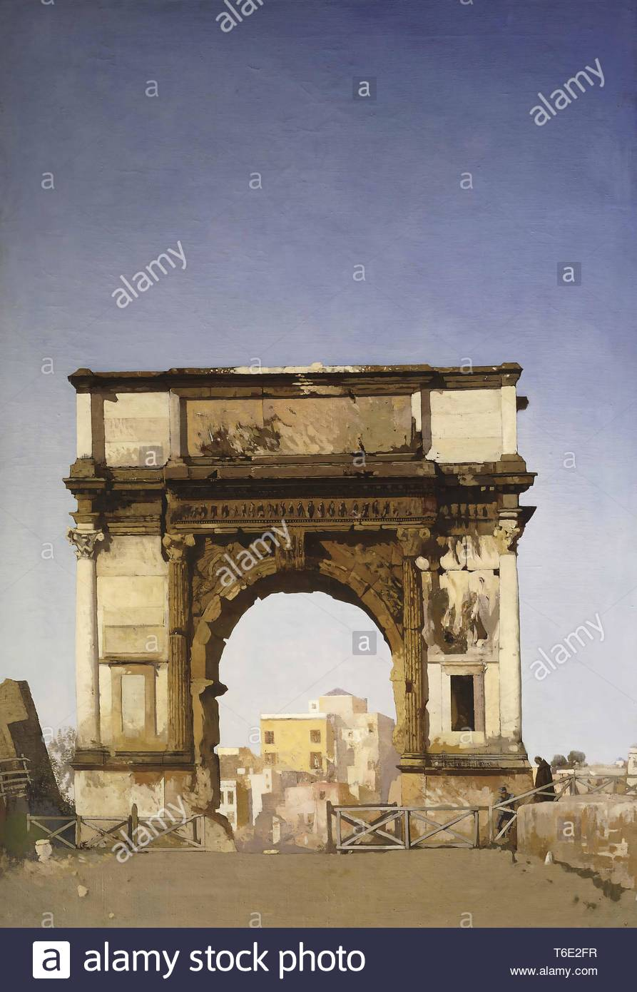 hight resolution of james kerr lawson the arch of titu stock image