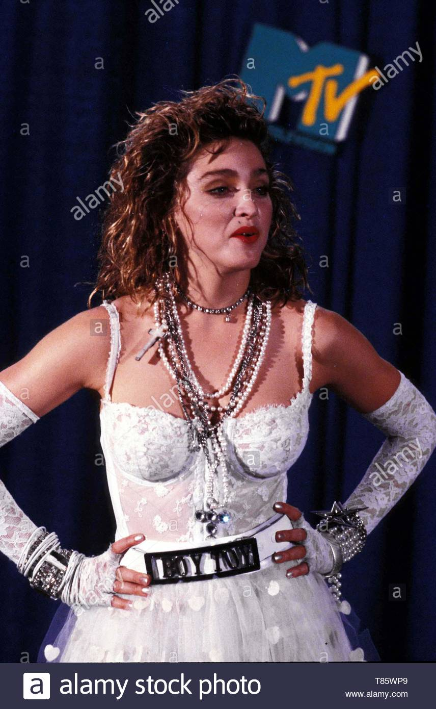 Madonna Vma 1984 : madonna, Madonna, Video, Music, Awards
