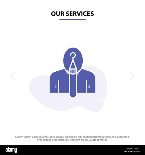 small resolution of our services anonymous artist author authorship creative solid glyph icon web card template