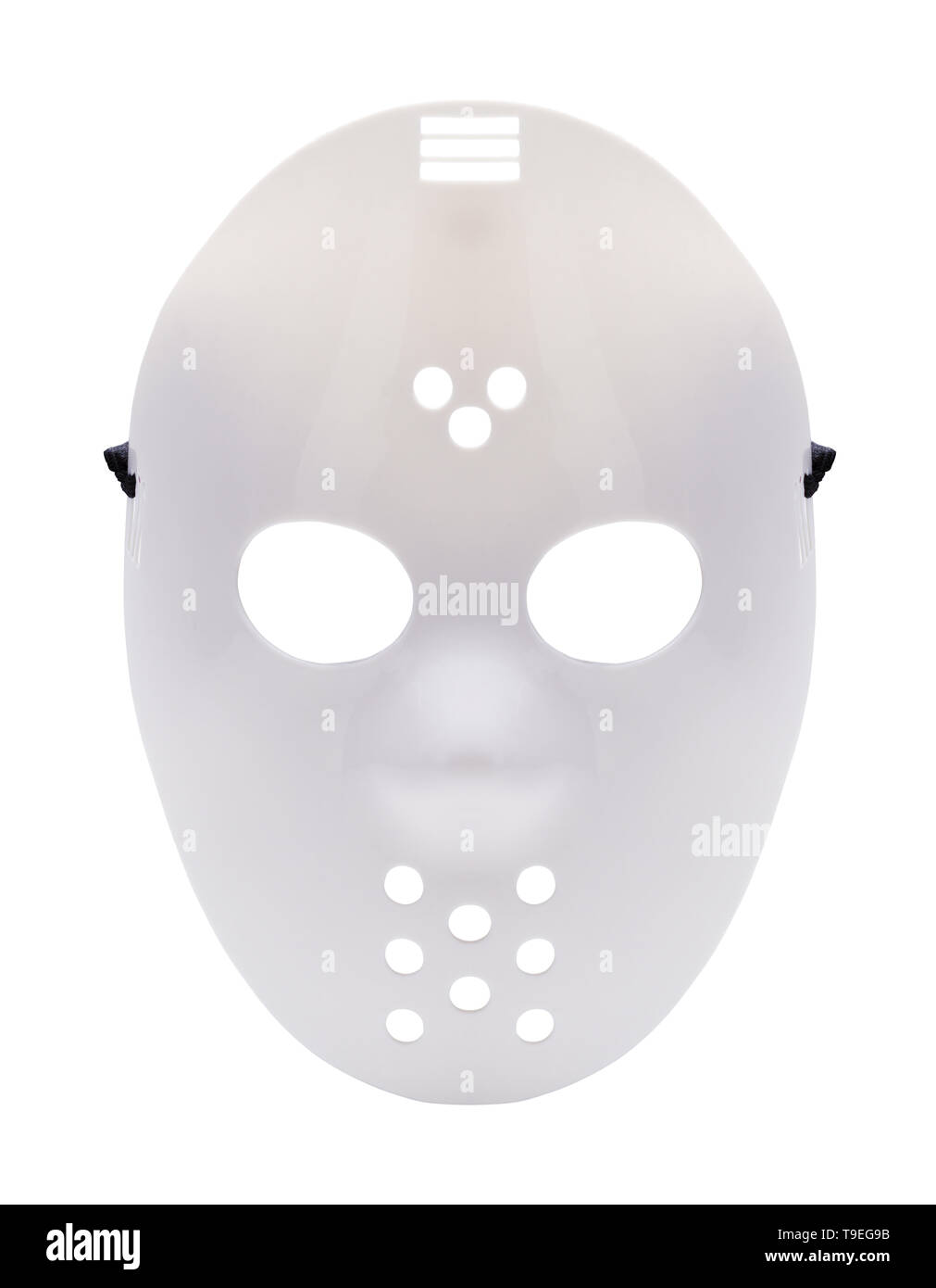 halloween costume hockey mask